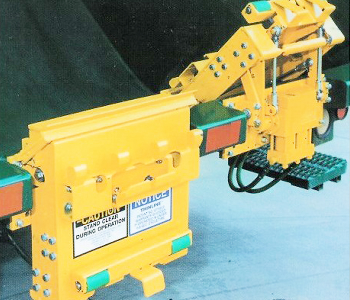 CTL 1120-2524 Garbage Truck Cart Lifter - Tipper