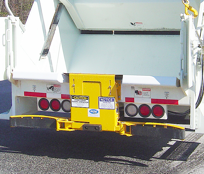 GRL 1110 Garbage Truck Cart Lifter - Tipper