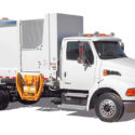 GTL 1114 Sideload Garbage Truck Lifters - Tippers