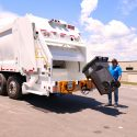 Bayne Trash Truck Garbage Truck Tipper & Lifter