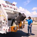 HD Trash Truck Cart Tippers - Lifters