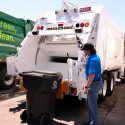 Bayne BTL 1900 Garbage Truck Cart Lifter
