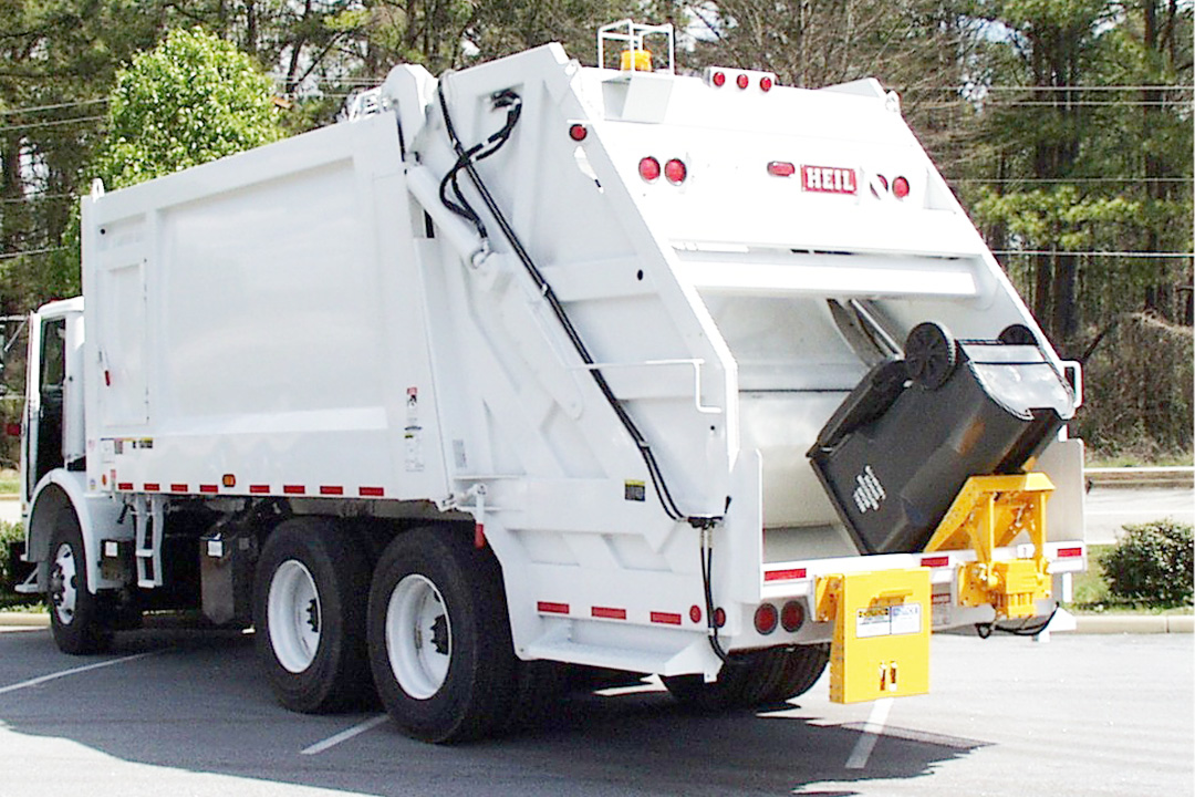 Bayne TL Garbage Truck Cart Lifters