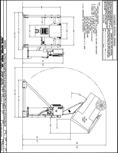 Taskmaster Hi Lift HLIF-RGD-460-RHC Brochure Download