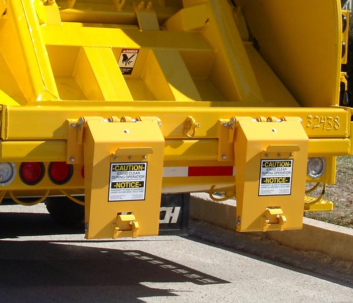 TASKMASTER II 1999-9002 Garbage Truck Lifter