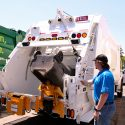 Bayne BTL Series Garbage Truck Cart Lifter - Tipper