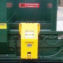 Taskmaster Waste Compactor Tipper - Lifter
