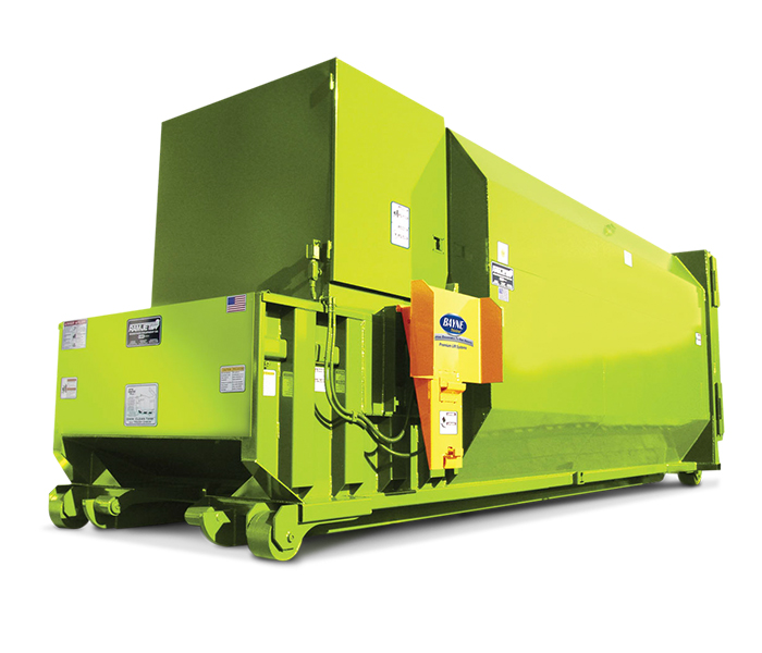 TASKMASTER High Lift Compactor Container Lifter